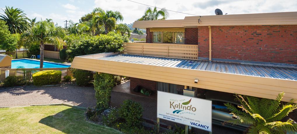 Kalindo Apartments Merimbula