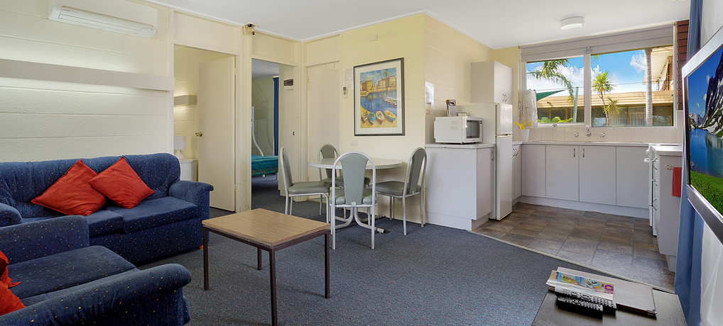 Self contained apartment Kalindo Merimbula